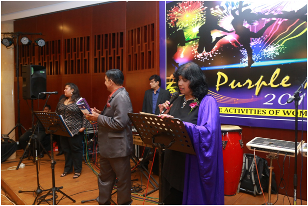 Purple Night (Dinner Dance) - Fund Raiser