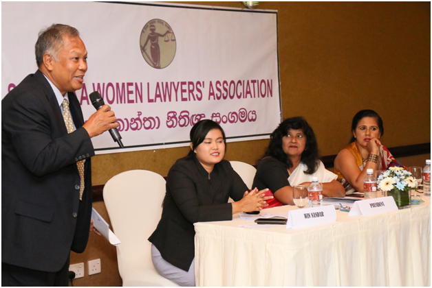 Meeting with the Lawyers in  Myanmar Bar